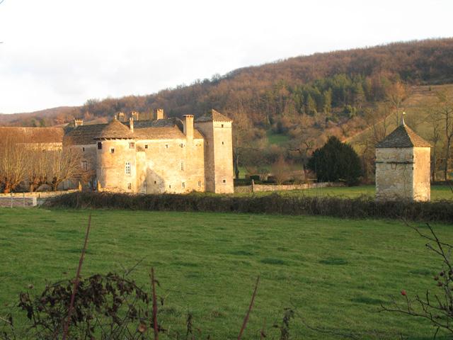 Château d'Ozenay