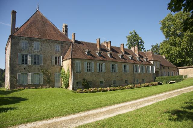 Château de Beaurepaire-en-Bresse