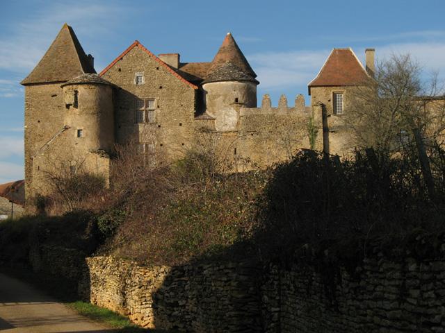 Château de Bissy-sur-Fley