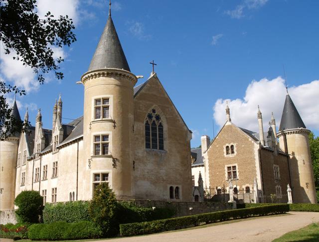 Château de Bourbilly
