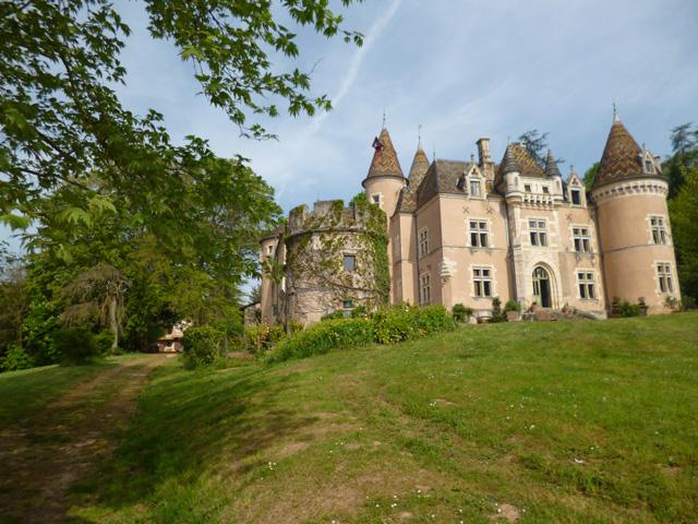 Château de Burnand