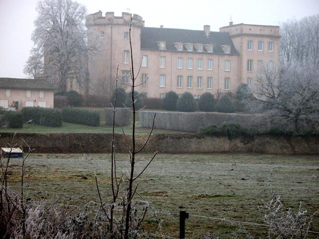 Château de Chaintré