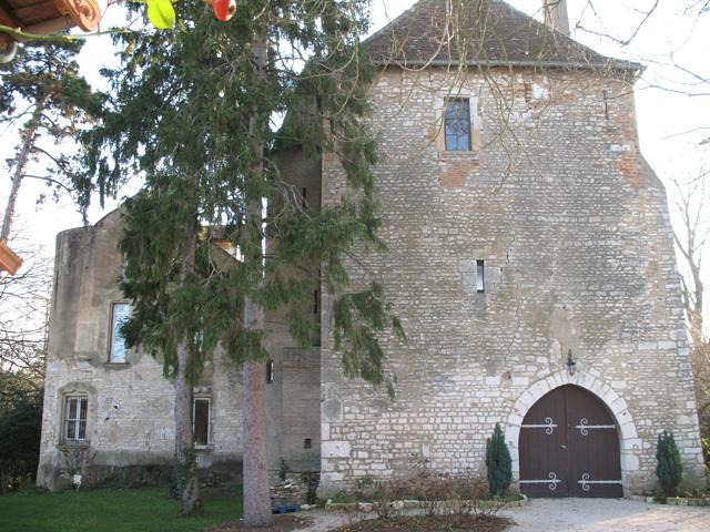 Château de Champforgeuil