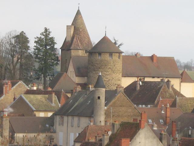Château de Charolles
