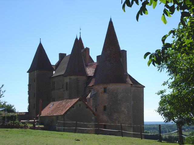 Château de Chassy