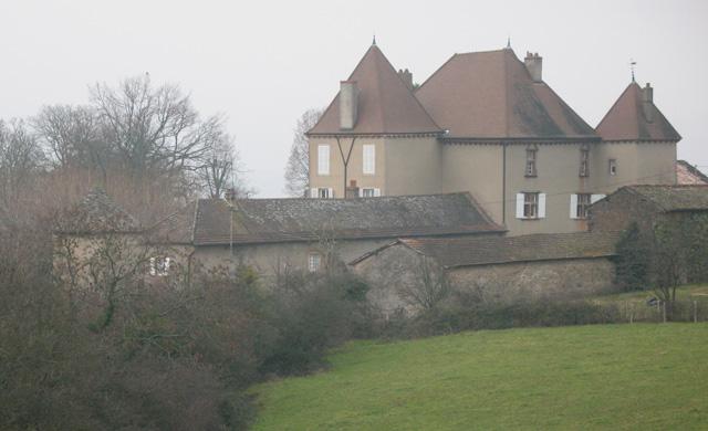 Château de Chevagny-les-Chevrières