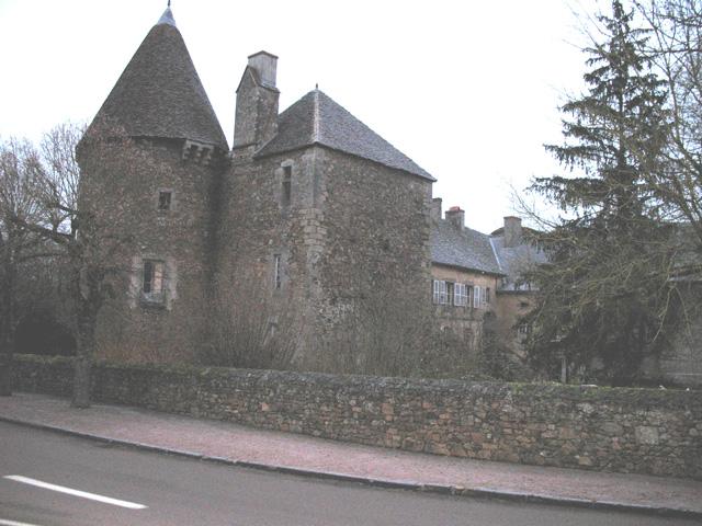 Château de Chissey-en-Morvan