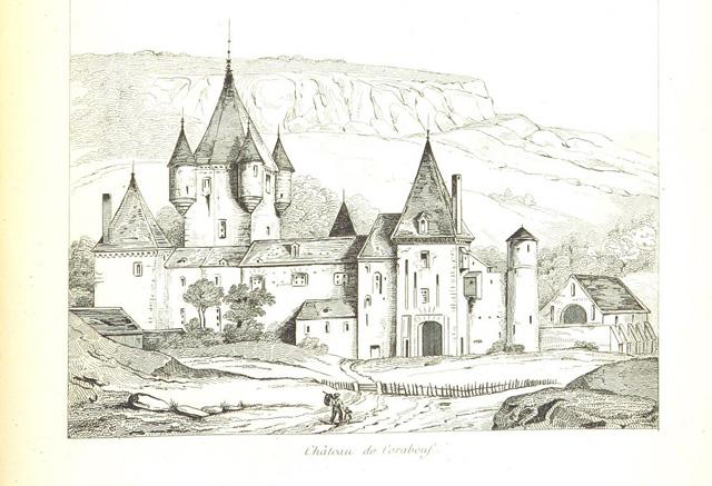 Château de Coraboeuf