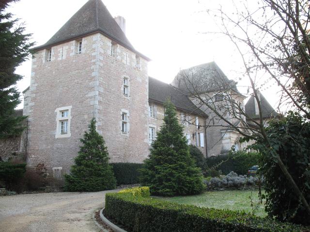 Château de Dracy-le-Fort