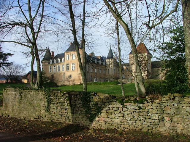 Château de Dracy-lès-Couches