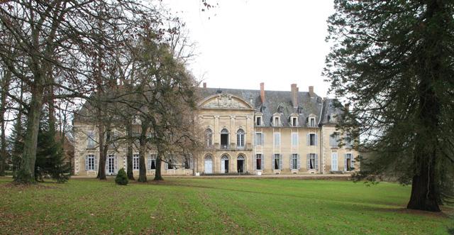 Château de la Ferté de Saint-Ambreuil