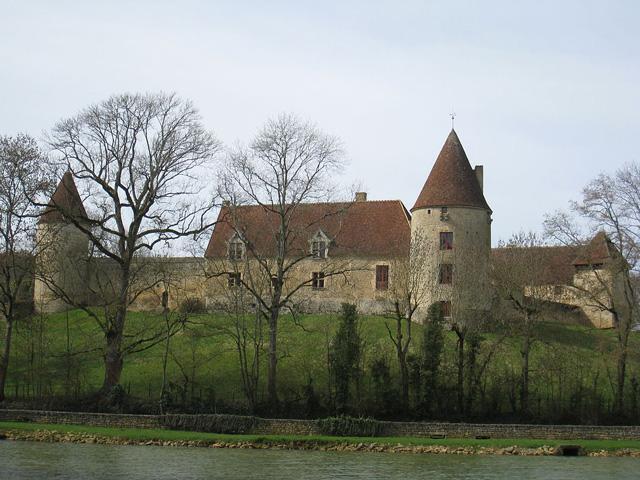 Château de la Motte (Arthel)