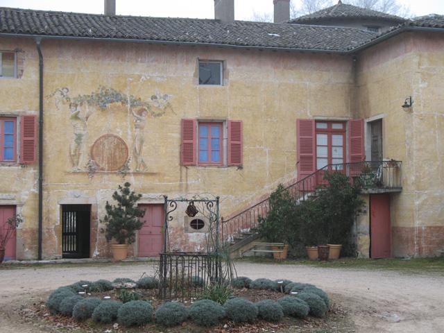 Château de la Tour de Romanèche
