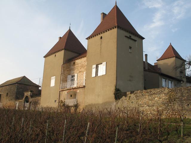 Château de la Tour-Penet