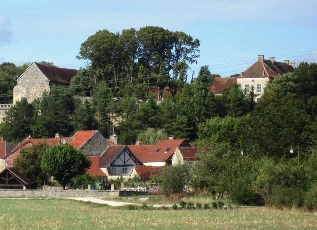 Château de Larrey