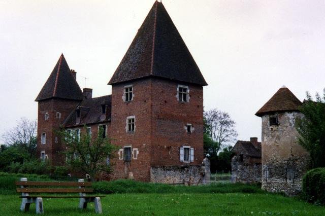 Château de Messey-sur-Grosne