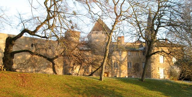 Château de Saint-Point