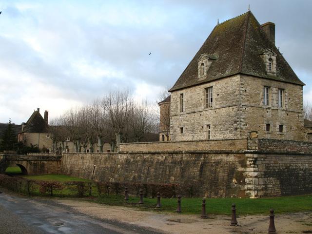 Château de Sennecey-le-Grand