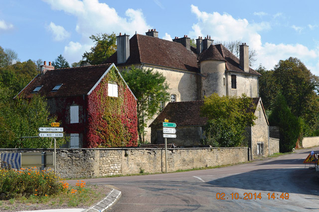 Château de Tavannes