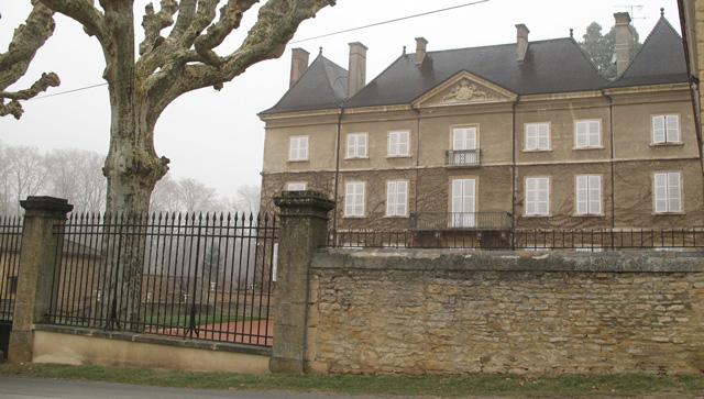 Château de Thoiriat