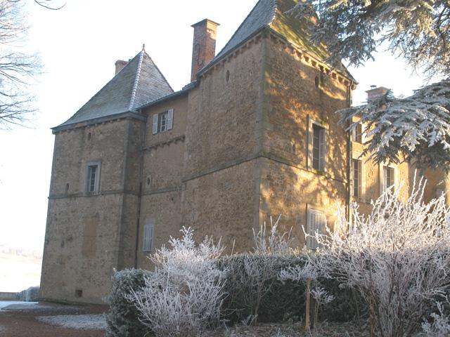 Château de Tramayes