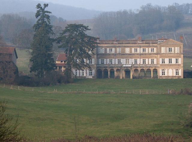 Château de Vaux-sous-Targe