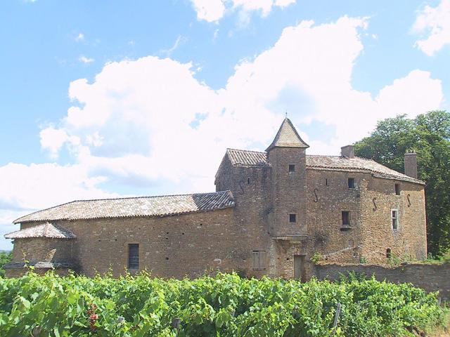 Château de Vinzelles