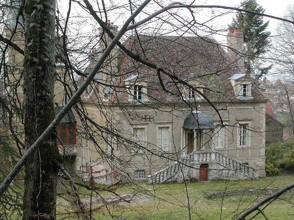 Château du Petit Montjeu