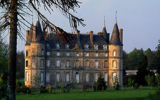 Château de Coat-an-Noz