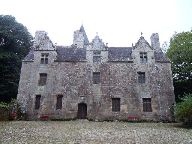 Château de Coat-Couraval