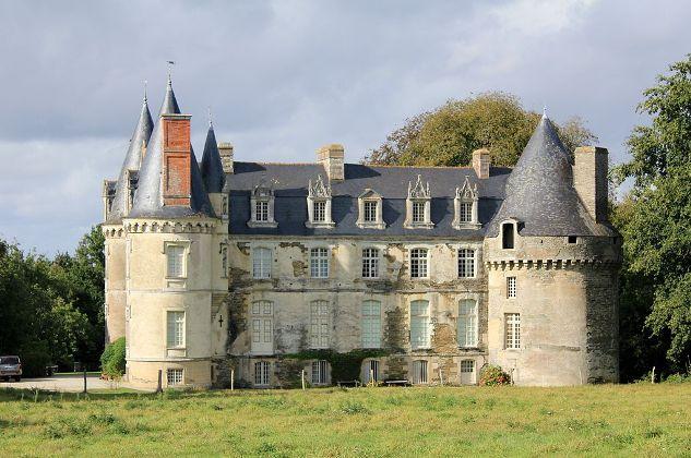 Château de crevy