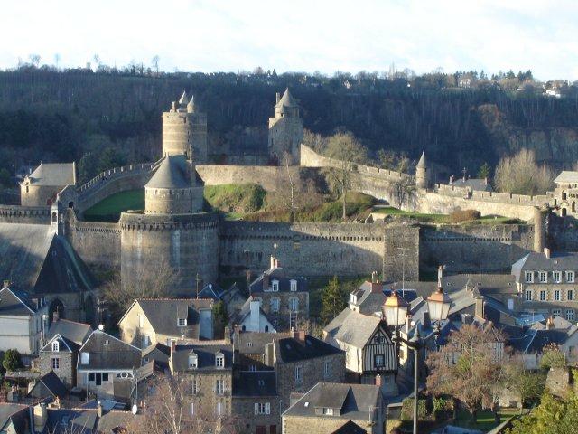 Château de Fougères