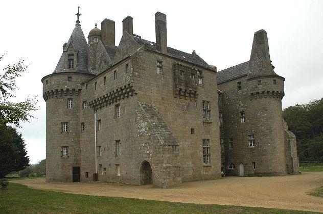Château de Kérouzéré