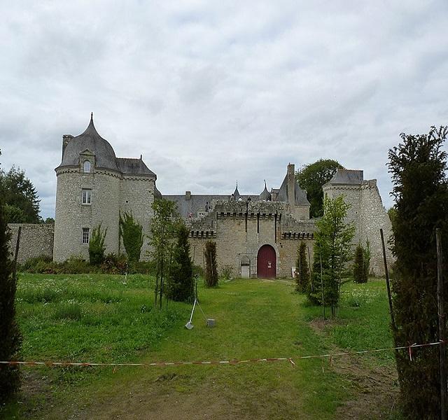 Château de la Touche-Trébry