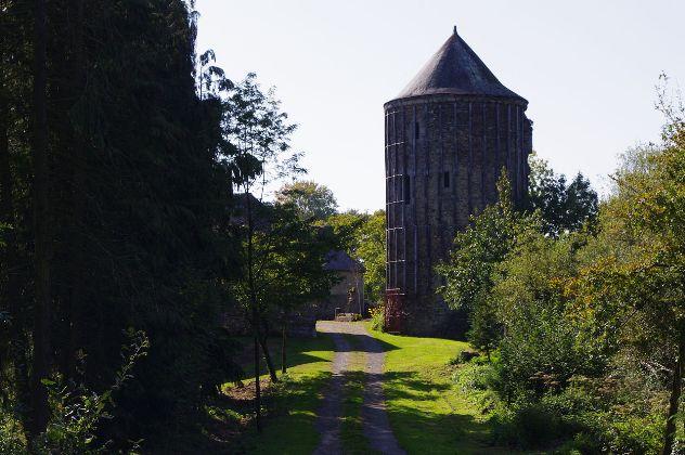 Château de Montauban-de-Bretagne