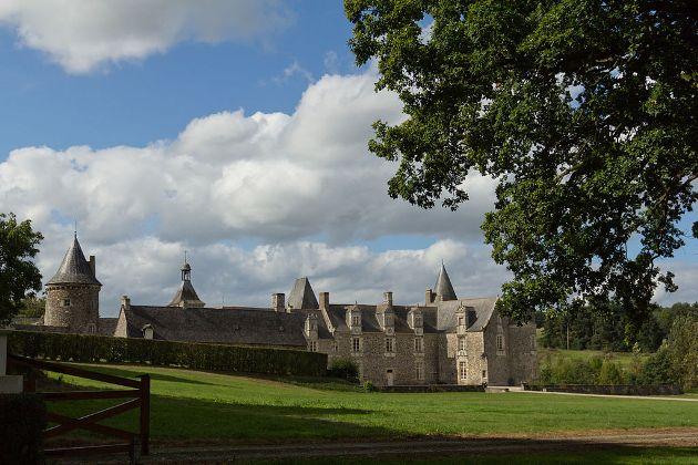 Château des Nétumières