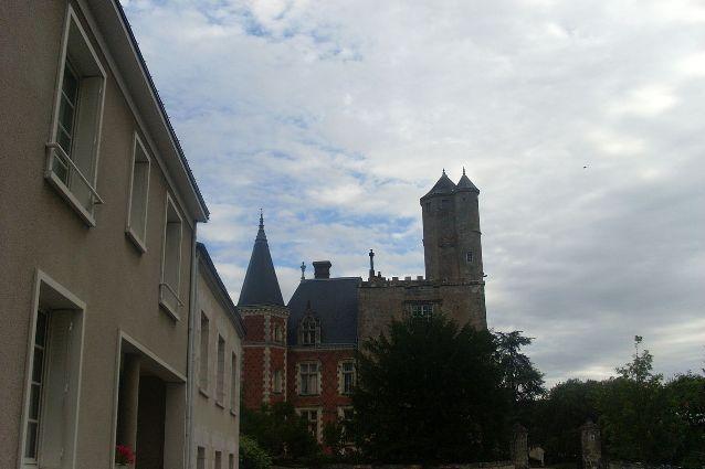 Château de Beaumont-la-Ronce