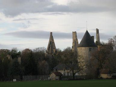 Château de Bois-Sire-Amé
