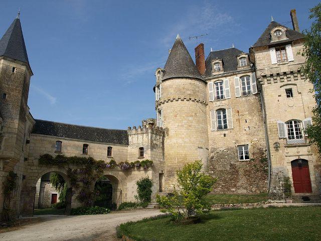 Château de La Celle-Guenand