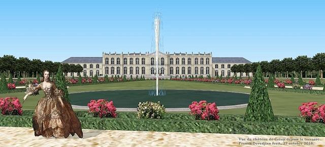 Château de Crécy