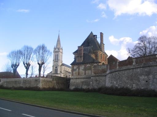 Château de Dampierre-en-Burly