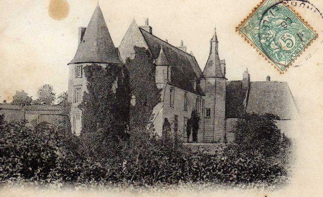Château de Genillé