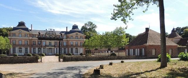Château de la Hallière