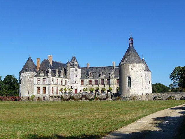 Château de la Motte-Sonzay