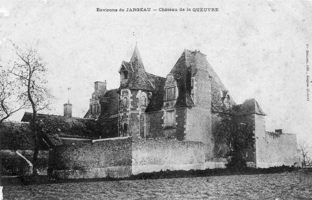 Château de la Queuvre