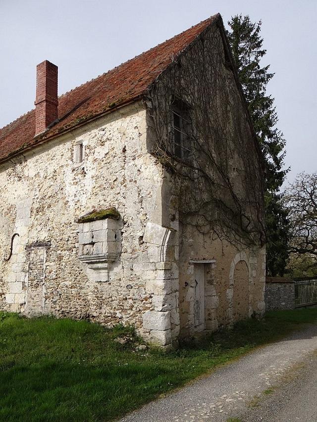 Château de Levainville