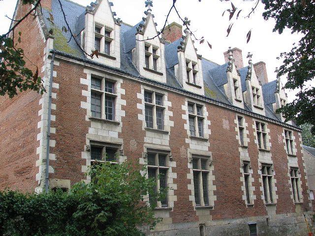 Château de Plessis-lèz-Tours