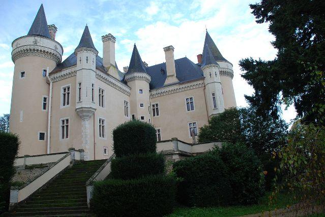 Château de Saint-Chartier