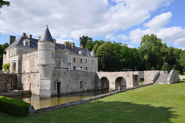 Château de Saint-Denis-sur-Loire