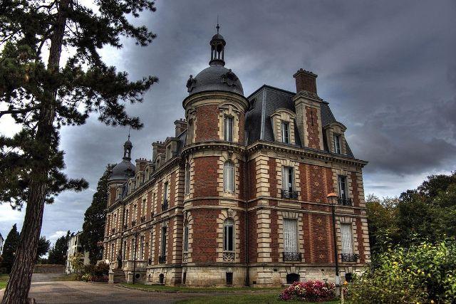 Château de Trousse-Barrière